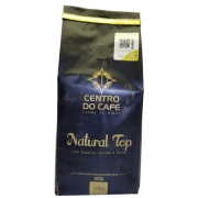 Café Natural Top Torrado e Moído 500 g - Centro do Café