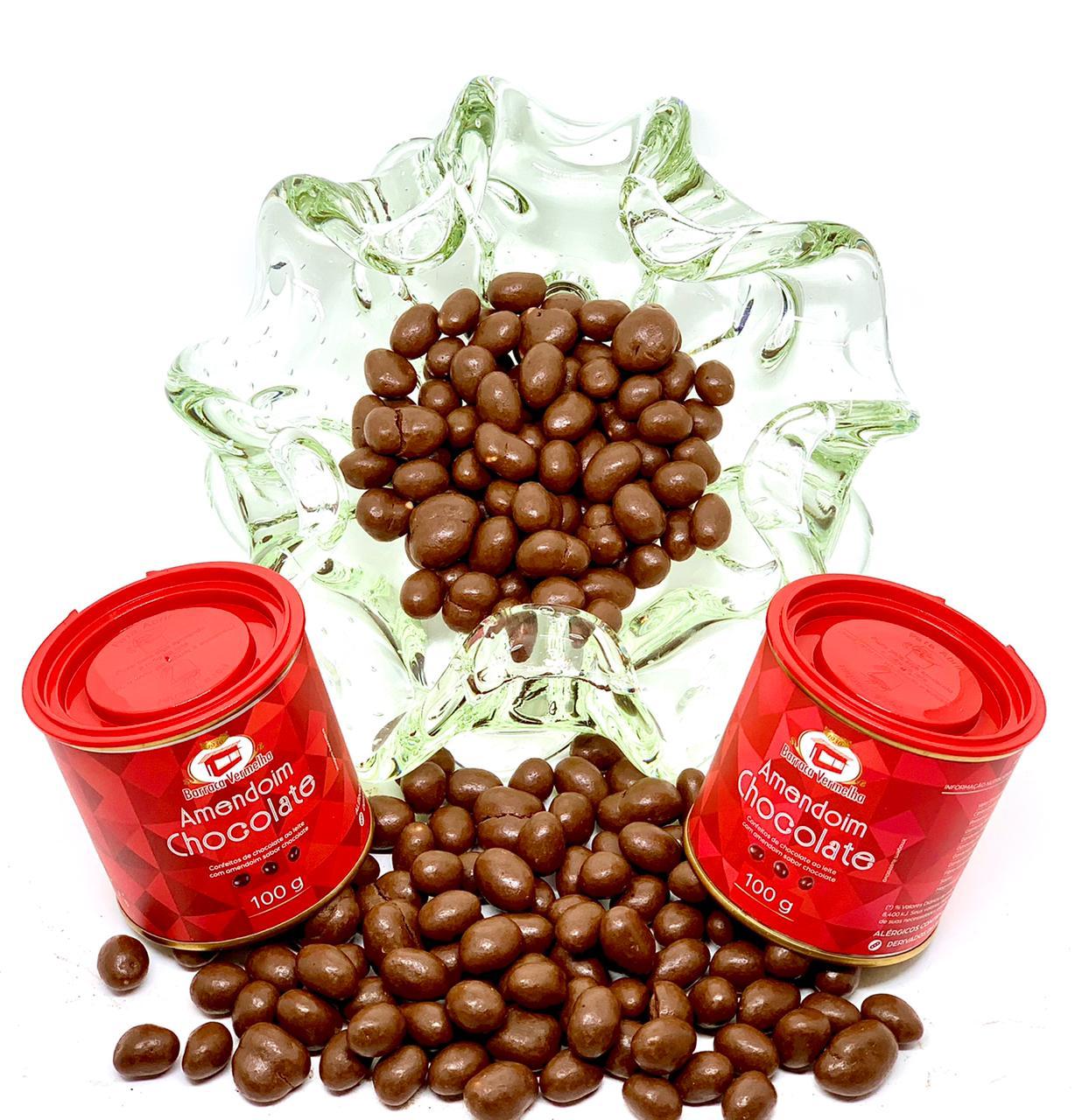 Amendoim Chocolate