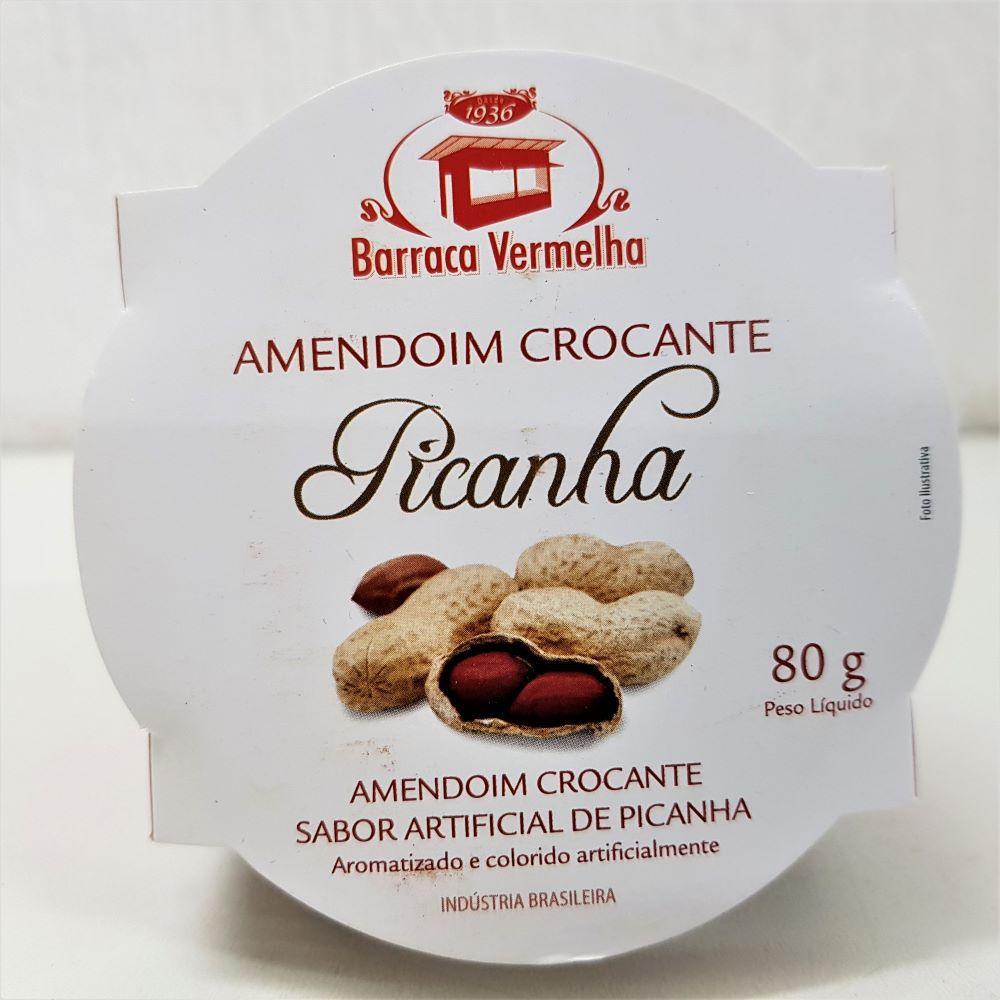 Amendoim Crocante de Picanha 80g