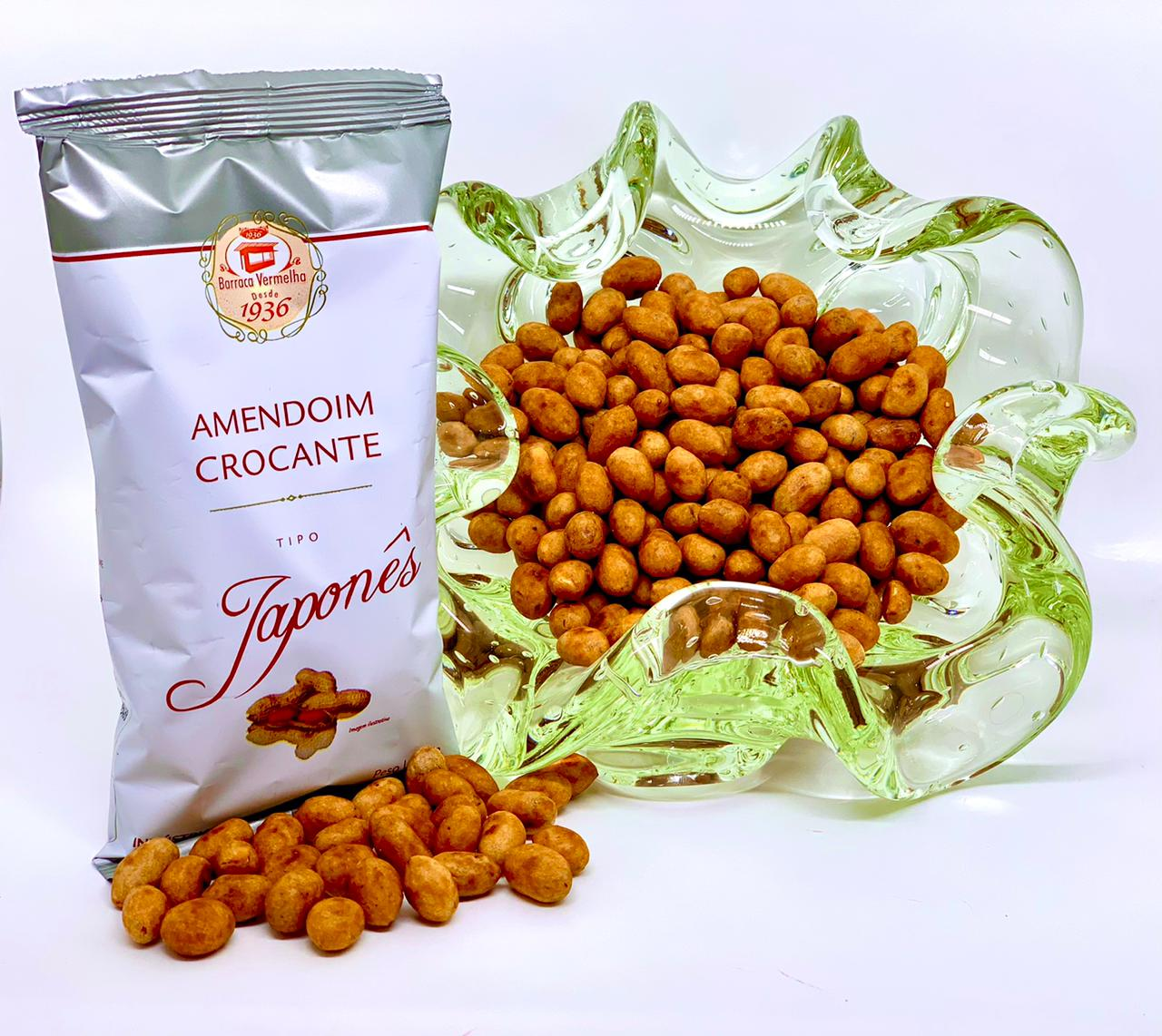 Amendoim Crocante Japonês 150 g