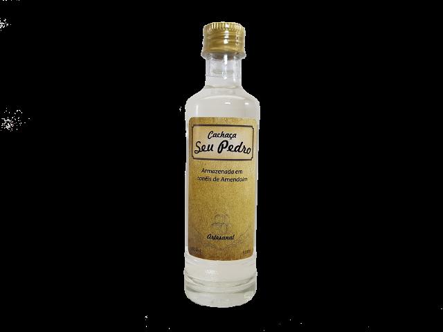Cachaça Prata 2 anos 50 ml