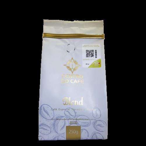 Café Blend Torrado e Moído 250 g - Centro do Café
