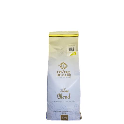 Café Blend Torrado em Grãos 500 g - Centro do Café