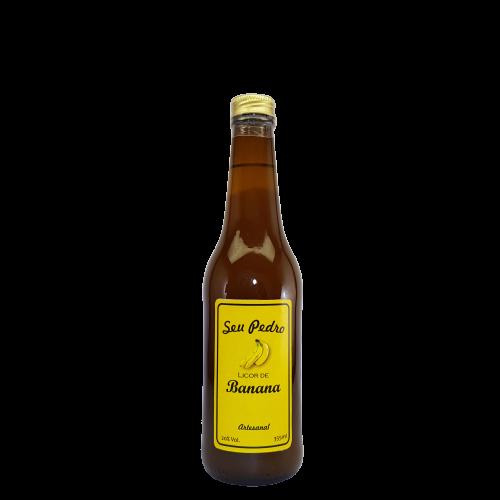 Licor Seu Pedro de Banana 355 ml