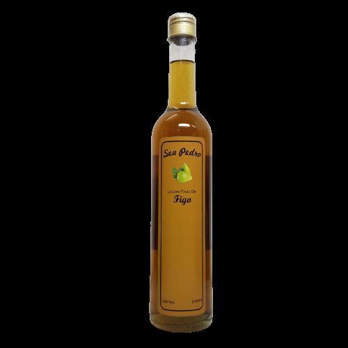 Licor Fino de Figo Seu Pedro 500 ml