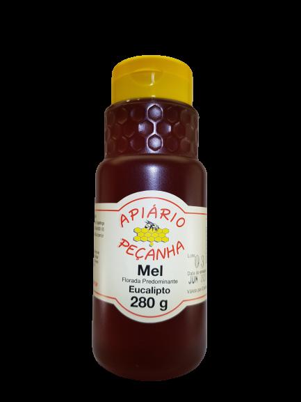Mel Florada de Eucalipto Puro 280 g - Apiário Peçanha