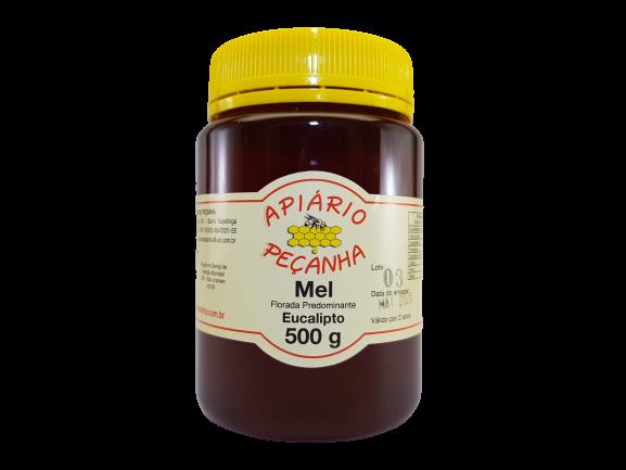 Mel Florada de Eucalipto 500 g - 100% Puro