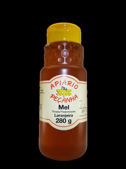 Mel Florada de Laranjeira 280 g - 100% Puro
