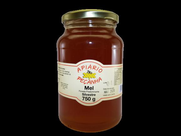 Mel Florada Silvestre 750 g - 100% Puro