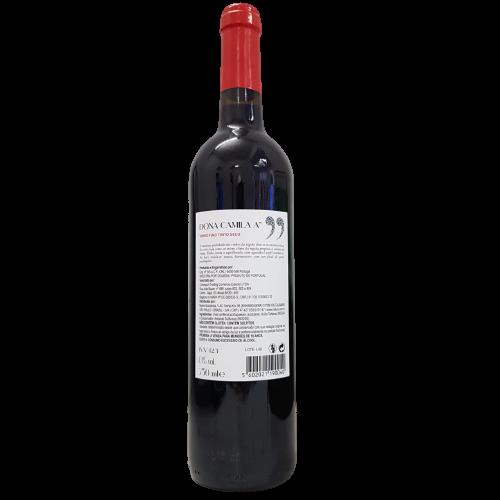 """Vinho Portugues Dona Camila A""""99 Tinto Seco"""