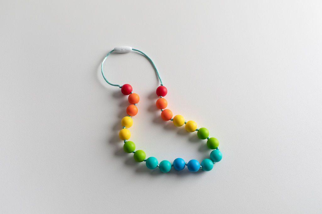 Colar Infantil Pipa Colorido