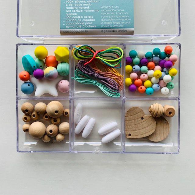 Kit Oficina Família Faça Você Mesmo