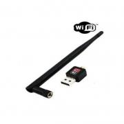 Adaptador Wireless Usb Wi-Fi c/ Antena 1200mb