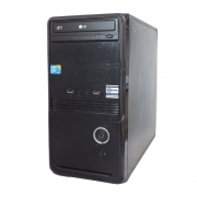 Computador AMD Phenom 8450 - 4gb ram - HD 500gb