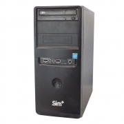 Computador Celeron 1007u - 4gb ram - HD 500gb