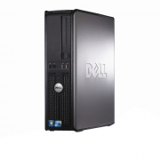 Computador Dell 380 - Core 2 Duo E7500 - 4gb ddr3 - HD 250gb