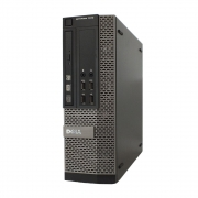 Computador Dell 7010 mini - Core i3 2100 - 4gb - SSD 120gb