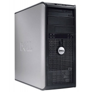Computador Dell 755 - Core 2 Duo - 4gb ram - HD 160gb