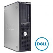 Computador Desktop Dell Optiplex Core 2 Duo 2GB RAM HD 160GB