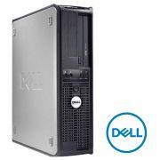 Computador Desktop Dell Optiplex Core 2 Duo 4GB RAM HD 160GB