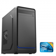 Computador Desktop Intel Core 2 Quad 4GB RAM HD 160GB