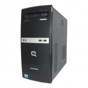 Computador HP Compaq 300B MT - Core 2 Duo 4gb ddr3 HD 160gb
