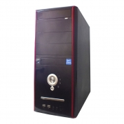 Computador Intel Core 2 Duo - 4gb ram - HD 500gb - 7200GS