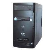 Computador Intel Core 2 Duo e7500 - 4gb ram - HD 320gb - Nv