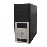 Computador Intel Core 2 Duo E7500 - 4gb ram - HD de 160gb - SV