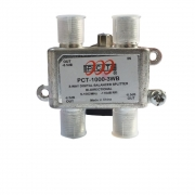 Divisor Bi-direcional 1x3/3x1 (misturador/combinador Sinal)