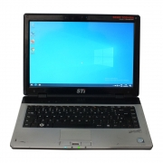 Notebook STI - Core 2 Duo T6600 - 4gb ram - HD 320gb