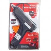 Pistola de Cola quente 40w 110 e 220V
