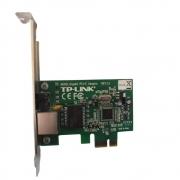 Placa De Rede Mini Pci-e Gigabit 10/100/1000 Tp Link Tg-3468