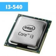 Processador Intel Core I3 540 3.06 Ghz LGA 1156