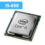 Processador Intel Core I5 650 3.20 Ghz LGA 1156