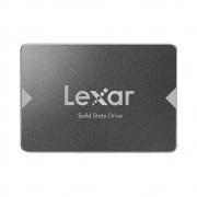 """SSD LEXAR NS100 128GB 2.5"""" SATA III 6GB/S, LNS100-128RB"""