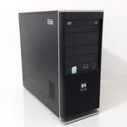 Usado: Computador HP DX2295 Intel Dual Core 4gb ram HD de 160gb