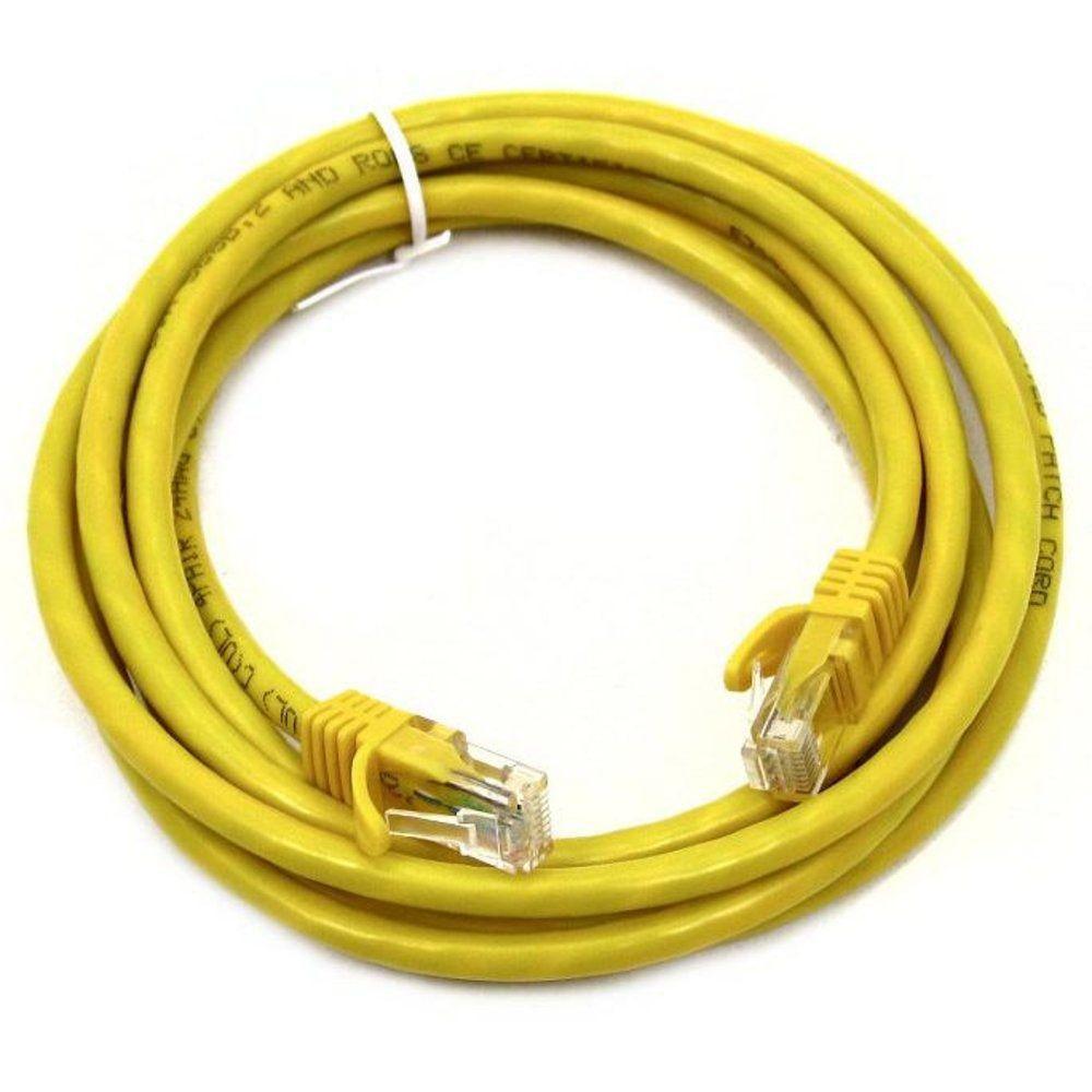 Cabo de Rede Internet Lan 1 Metros Rj45