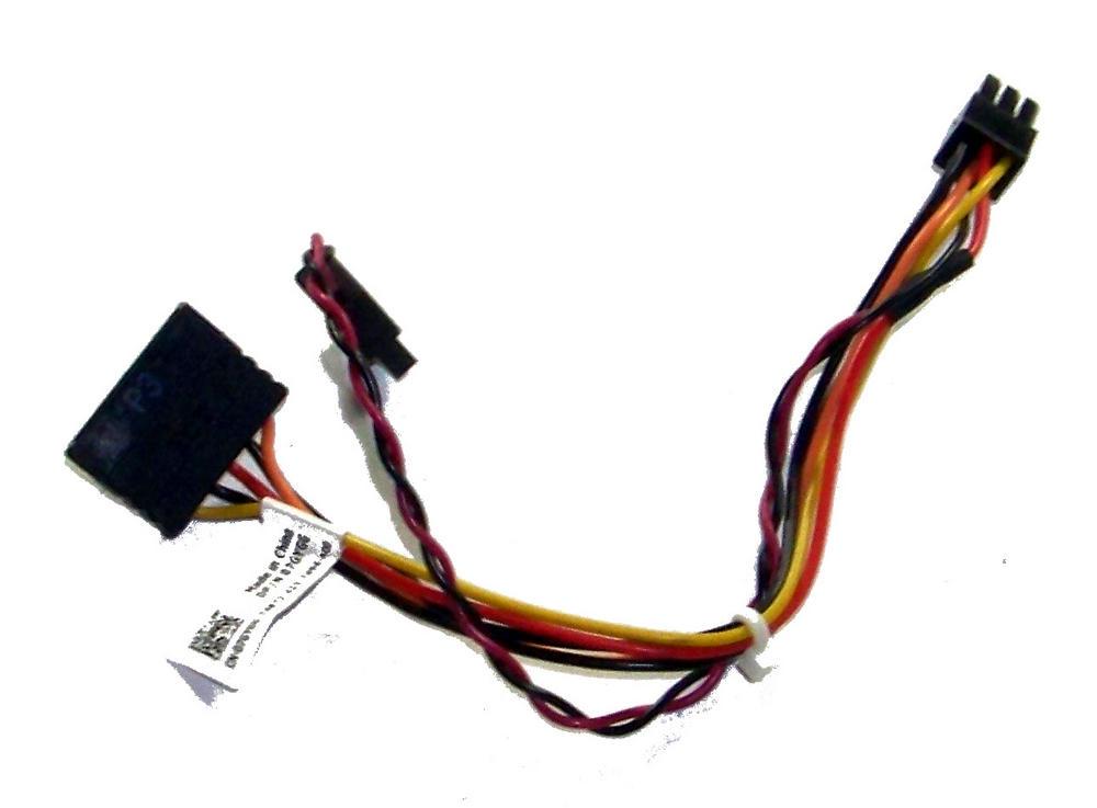 Cabo Power Dell Optiplex 0hg2f3 Maquina Dell