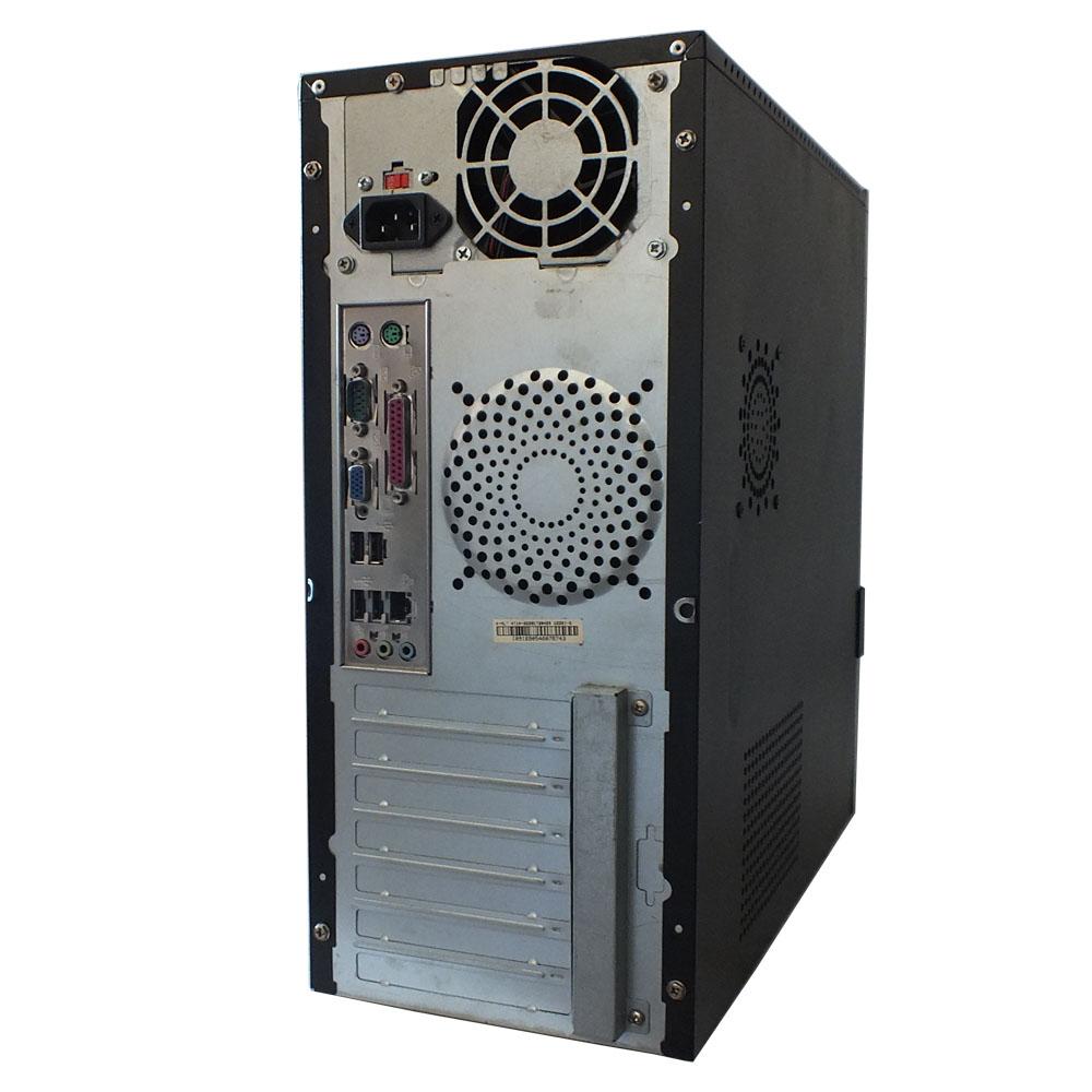 Computador AMD Athlon 64 X2 - 4gb ram - HD de 320gb - W7