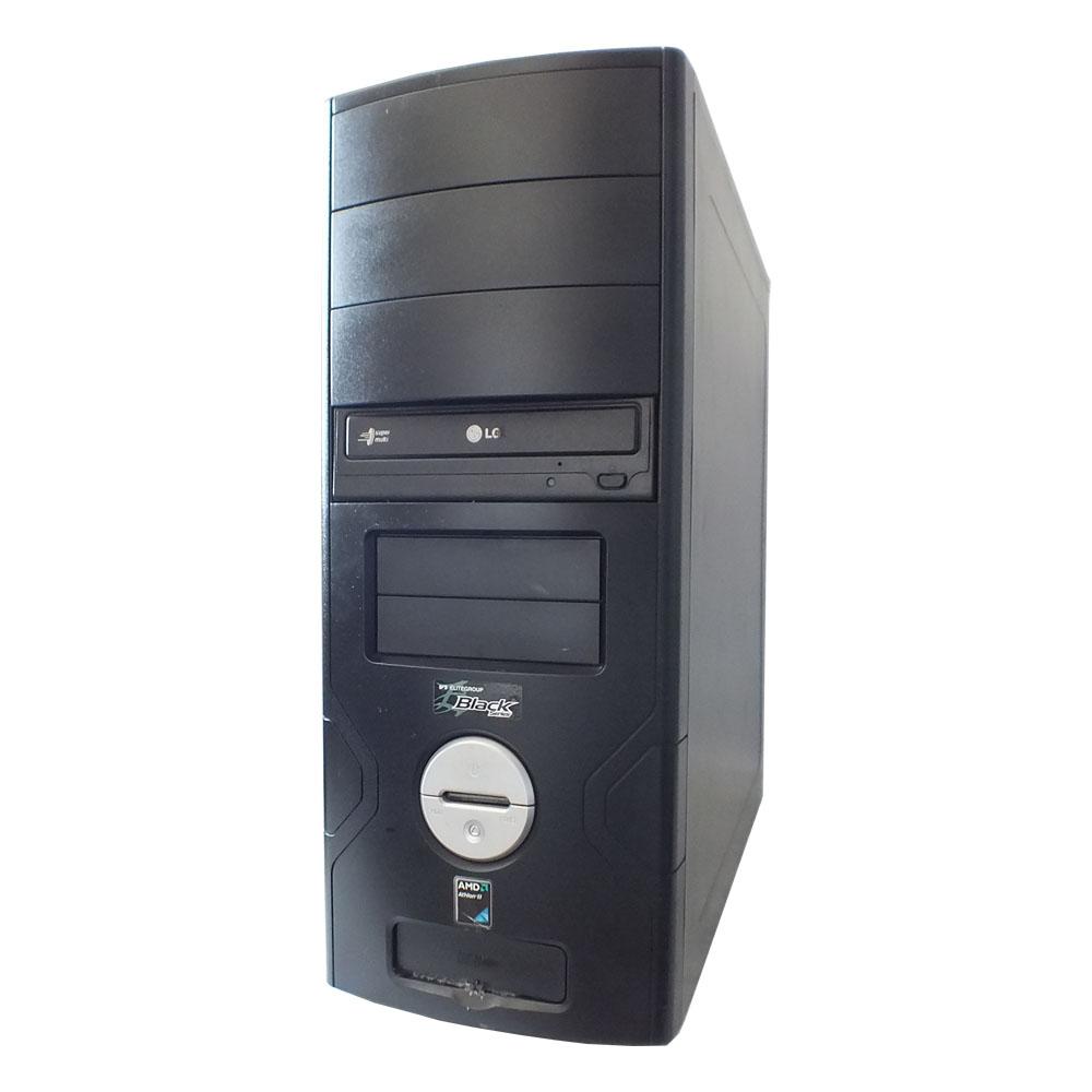 Computador AMD Athlon II X2 - 4gb ram - HD 160gb - HDMI e VGA