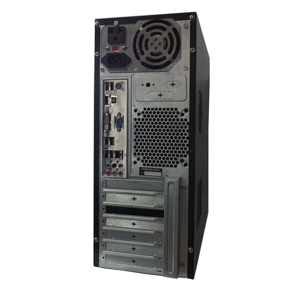 Computador AMD Athlon II X2 - 4gb ram - HD 250gb - HDMI e VGA