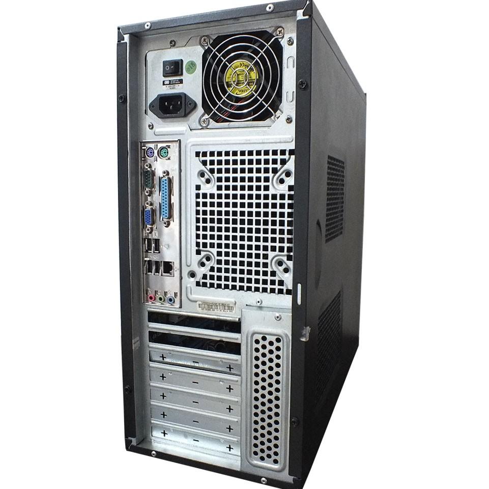 Computador AMD Phenom II X4 - 4gb ddr3 - HD 320gb - Prata