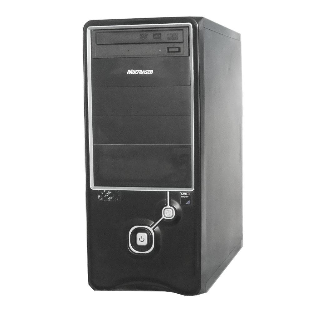 Computador Athlon 64 X2 - 4gb ram - HD de 160gb - W7 - ML