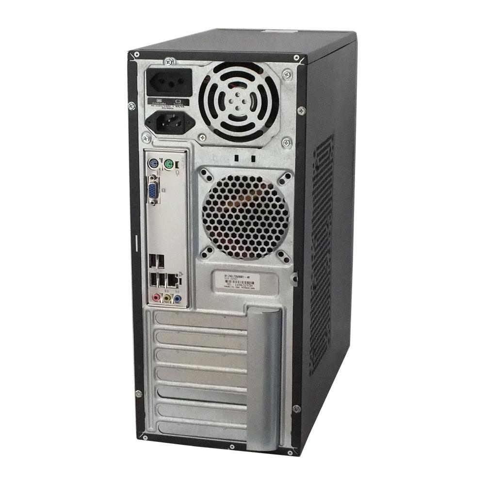 Computador Celeron 1007u - 4gb ram - HD 500gb