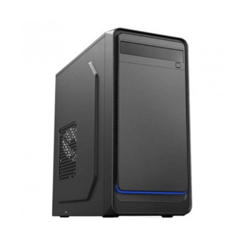 """Computador Completo Core i3 8gb ssd 120gb Monitor 17"""" teclado e mouse"""