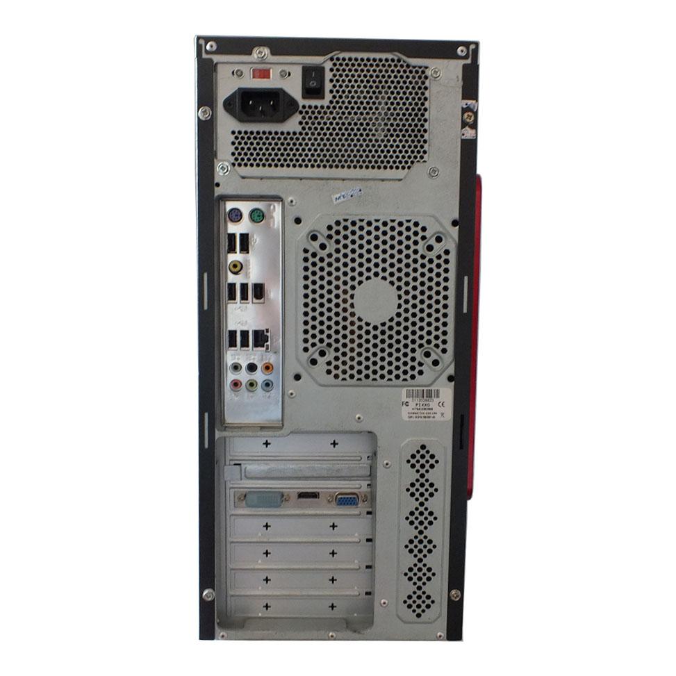 Computador Core 2 Quad - 4gb ram - HD de 500gb - 8400gs