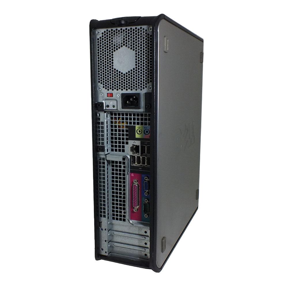 Computador Dell 360 - Core 2 Duo E8400 - 4gb ram - HD 160gb