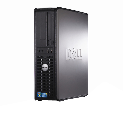 Computador Dell 380 - Core 2 Duo E7500 - 4gb ddr3 - HD 160gb