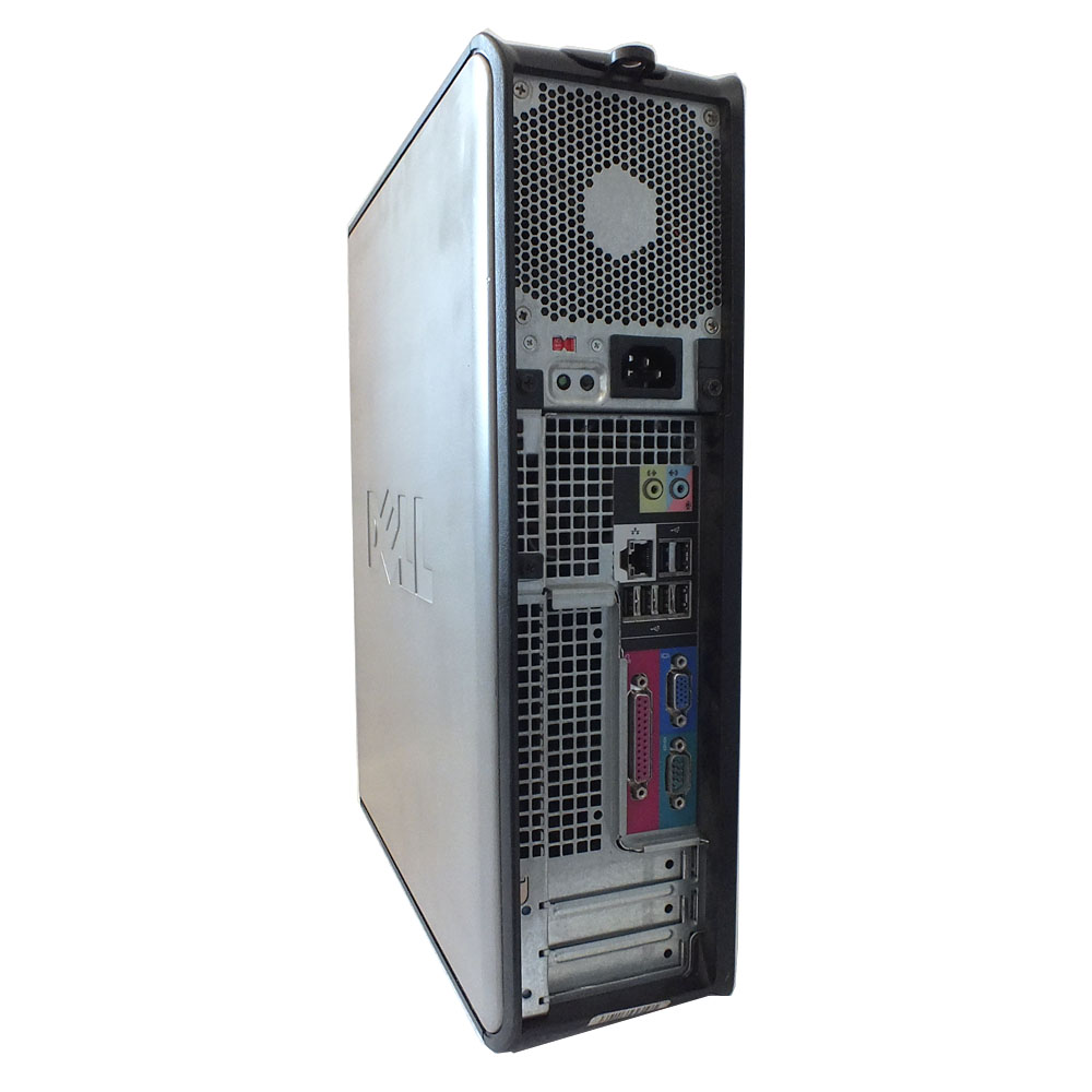 Computador Dell 380 - Intel Core 2 Quad - 4gb ram - HD 250gb